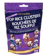 Kintaro Blueberry & Cranberry Pop Rice Clusters