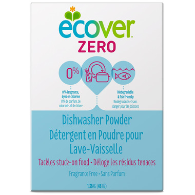 Ecover Zero Dishwasher Powder