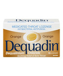 Dequadin Medicated Throat Lozenges