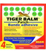 Tiger Balm Patch - Warm