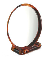 Danielle Creations Ultra Vue Folding Hand Mirror