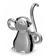 Umbra Zoola Monkey Ring Holder Chrome