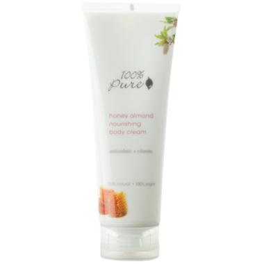 100% Pure Honey Almond Nourishing Body Cream