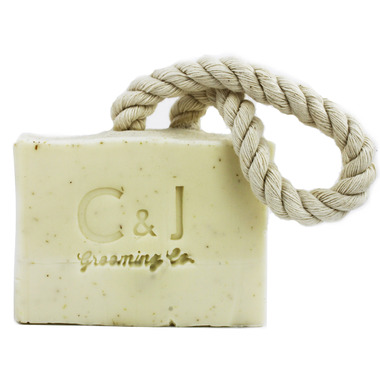 Dot & Lil Clark & James Lake House Cotton Rope Soap