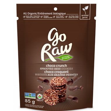 Go Raw Choco Crunch Sprouted Cookie