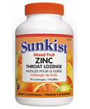 Sunkist Zinc Lozenges with Echinacea & Vitamin C