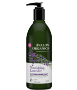 Avalon Organics Lavender Glycerin Liquid Hand Soap