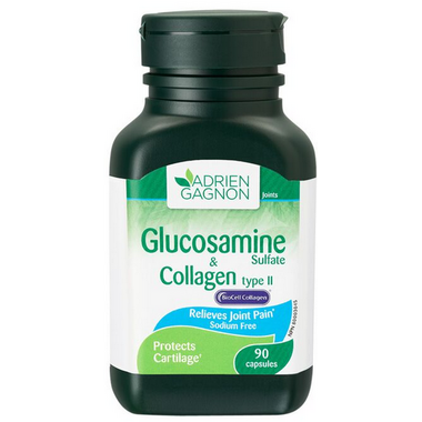 Glucosamine + Collagen Type II