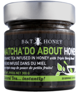 B&T Honey Matcha' Do About Honey Tea Infused Honey