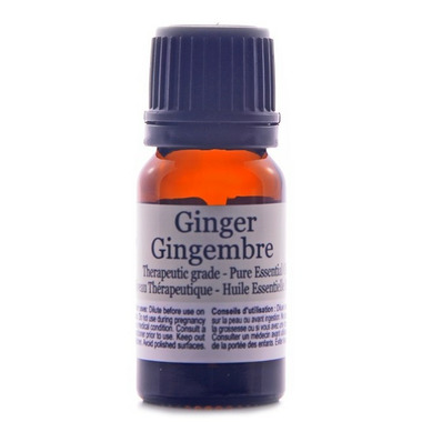 Finesse Home Ginger Essential Oil