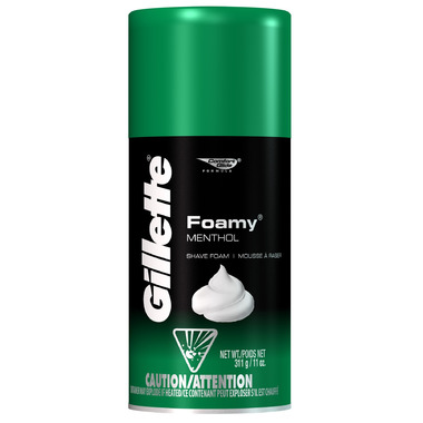 Gillette Foamy Shave Cream