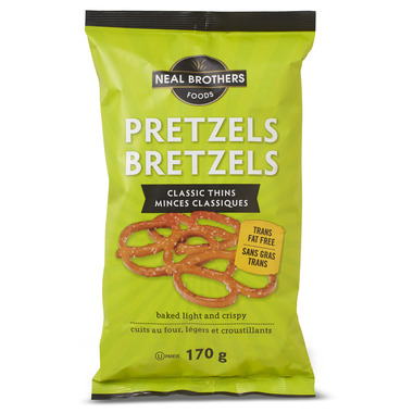 Neal Brothers Classic Pretzel Thins