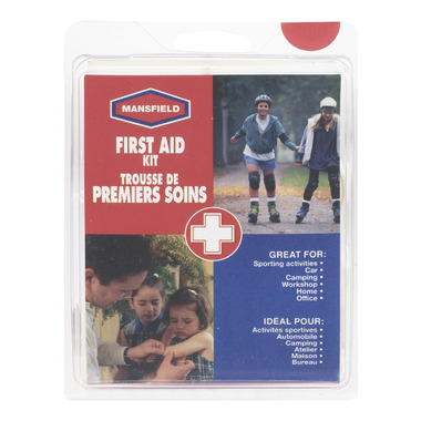 Mansfield First Aid Kit