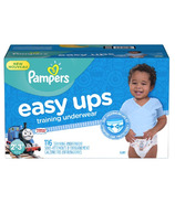 Pampers Easy Ups Boys Giant Pack