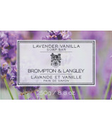 Brompton & Langley Lavender Vanilla Bar Soap
