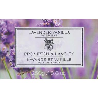 Brompton & Langley Lavender Vanilla Bar Soap