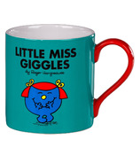 Mr Men and Little Miss Giggles Mug