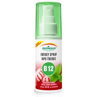 Jamieson Vitamin B12 Energy Spray
