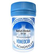 Homeocan Dr. Schussler Natrium Chloratum 6X Tissue Salts