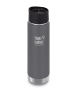 Klean Kanteen Stainless Steel Bottle with Cafe Cap Granite Peak Matte
