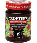 Crofter's Organic Pomegranate Premium Spread