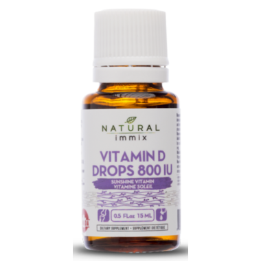 Natural Immix Vitamin D Drops