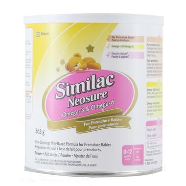 Similac Neosure Omega-3 & Omega-6 Premature Powder Formula