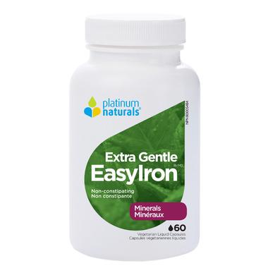 Platinum Naturals EasyIron Extra Gentle