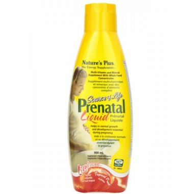 Nature\'s Plus Source of Life Prenatal Liquid