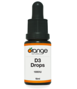 Orange Naturals D3 Drops