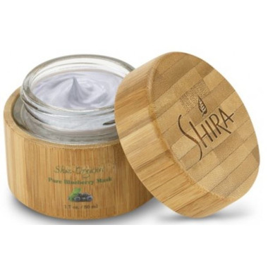Shira Shir-Organic Pure Blueberry Mask