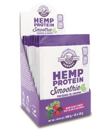 Manitoba Harvest Sinlge Serve Hemp Protein Smoothie Mixed Berry