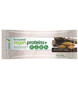Genuine Health Fermented Vegan Proteins+ Dark Chocolate Almond Bars