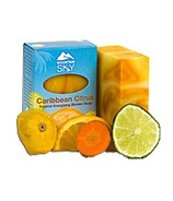 Mountain Sky Caribbean Citrus Soap