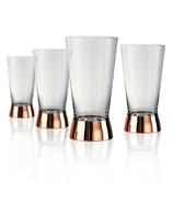 Artland Coppertino Highball Glasses