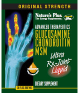 Nature's Plus Ultra Rx-Joint Glucosamine Chondroitin MSMLiquid