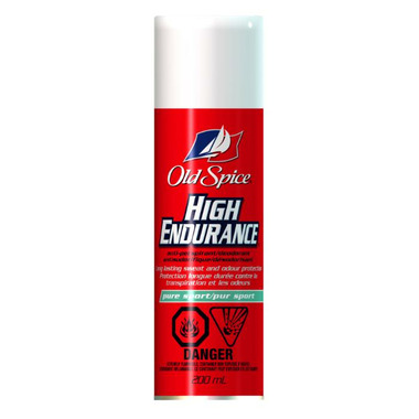 Old Spice High Endurance Antiperspirant Spray