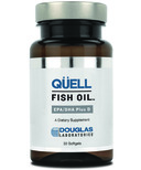 Douglas Laboratories QUELL Fish Oil EPA/DHA Plus D