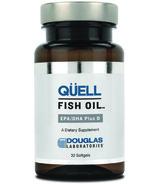 Douglas Laboratories QUELL Fish Oil EPA/DHA Plus D