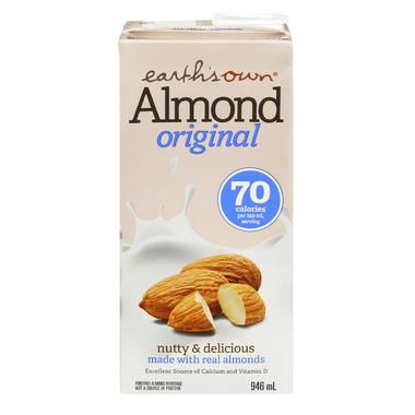 Earth\'s Own Almond Original
