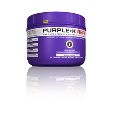 Fusion Bodybuilding PURPLE-K REPS