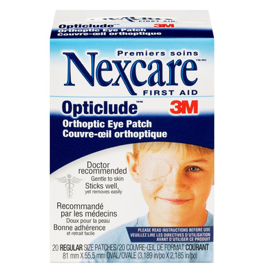 3M Nexcare Opticlude Eye Patch