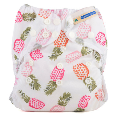 Mother ease Wizard Uno All-in-One Cloth Diaper Tropic Like It\'s Hot