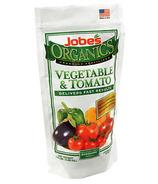 Jobe's Organic Vegetable and Tomato Fertilizer