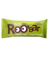 Roobar Hemp Protein & Chia Organic Energy Bar