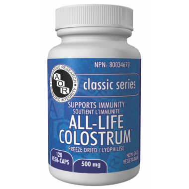 AOR All-Life Colostrum (Lactose Free)
