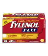 Tylenol Flu Extra Strength Daytime eZ Tabs