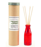 Paddywax Relish Jar Red Pomegranate & Spruce Diffuser