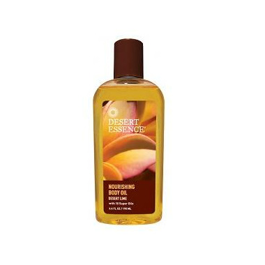 Desert Essence Nourishing Desert Lime Body Oil