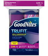 GoodNites Tru-Fit Real Underwear For Girls
